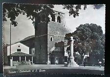 TRIESTE: Cattedrale di S.Giusto 1956