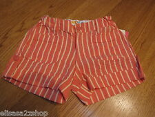 Roxy Teenie Wahine girls shorts 6X Bulletin Board 428332 PAP 2l142  NWOT *^