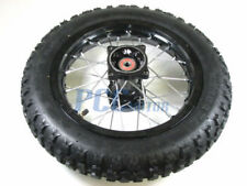 "12"" BLACK 12MM REAR RIM WHEEL SDG TAOTAO COOLSTER 107 110 125cc PIT BIKE I WM07K"