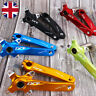 UK IXF 104BCD 170mm Aluminum alloy Mountain Road Bike Chainring Crank 7 Colours