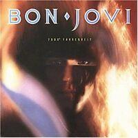 Bon Jovi 7800° Fahrenheit (1985) [CD]
