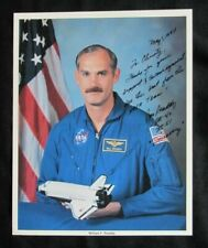 William F. Readdy Astronaut Autographed Signed 8x10 Color Nasa Photo