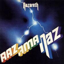 Nazareth - RAZAMANAZ (1LP Black Vinyl,gatefold) Back on Black,NEW + Original