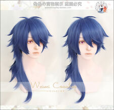 Division Rap Battle DRB Hypnosis Mic Arisugawa Dice Cosplay Wig (Need Styled)