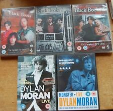 Dylan Moran Collection. Black Books 1-3 and Live DVDs