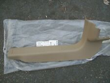 Genuine 2007 Ford Edge Driver's Side Door Sill Plate Camel Interior Left LH