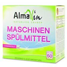 (5,75 €/kg) AlmaWin Maschinenspülmittel  vegan 1,25 kg