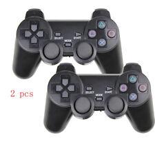 1 par de Controlador de Juegos Inalámbrico para Sony Ps2 Joypad Gamepad Joystick para los amigos
