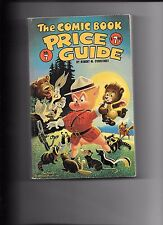 Overstreet The Comic Book Price Guide No. #7 1977