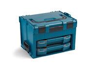 LS-Boxx 306 Bosch Werkzeugkoffer mit 2x i-Boxx 72 H3+I3 Limited Edition (Makita)