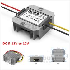 Aluminum 5-11V Step Up Converter DC 12V Boost Converter Voltage Regulator Module