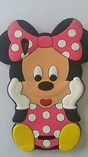 IT- PHONECASEONLINE SILICONE P CELLULARI S MINNIE PINK PARA SONY XPERIA T3