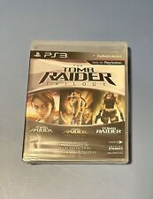 New listing Tomb Raider Trilogy - Sony Playstation 3 - Ps3 - Brand New - Sealed Ships Free