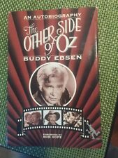 "Signed BUDDY EBSEN ""The Other Side Of Oz"" (HARDCOVER BOOK 1st/1st) AUTOGRAPHED"