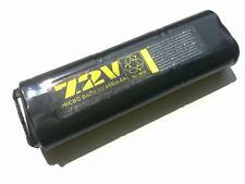 Ni-MH Battery 7.2V 450mAh for Marui MP7 VZ61 Mac10 / WELL R4 R2 / JG Mac10 AEP