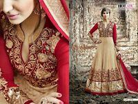 Designer Indian Dress Pakistani Bollywood Anarkali Suit salwar kameez EHANIC F