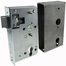 Einsteckschloss mit Schließkasten für 40mm Rohr Bever 460461P