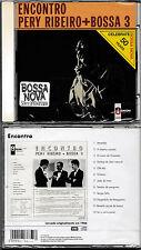 Pery Ribeiro & Bossa Tres - Encontro   Bossa Nova  -CD- NEU+VERSCHWEISST/SEALED