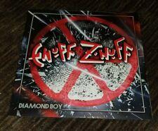 Enuff Z Nuff Diamond Boy limited red vinyl hair glam 80's aor metal