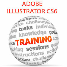 Adobe ILLUSTRATOR CS6 - Video Training Tutorial DVD