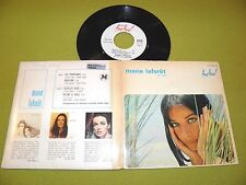 "Marie Laforet - Vol. XVII 1969 France Gatefold Picture Sleeve 7"" EP / Bob Dylan"