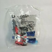 "2019 Burger King ""OPTIMUS PRIME"" Transformers CYBERVERSE meal toy"