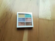 NYX Color Correcting Concealer Palette brand new