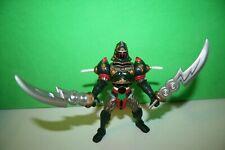 Bandai Power Rangers Ninja Storm Zurgane Action Figure 2002
