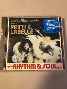 Lady Marmalade: The Best Of Patti & Labelle New Sealed