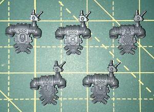 Deathwatch Backpacks Space Marines Warhammer 40k Bits