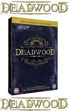DEADWOOD ULTIMATE COLLECTION SEASON 1 2 3 DVD