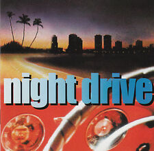 (70's,80's & 90's)  NIGHT DRIVE / VARIOUS ARTISTS - 2 CD SET