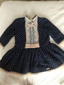 Girls Miranda Spanish Dress Age 6