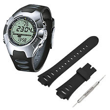 New Silicone Replacement Watch Band Strap Bracelet For SUUNTO OBSERVER SR X6HRM