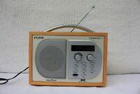 PURE TEMPUS 1 TEMPUS-1 DAB DIGITAL RADIO PORTABLE SPARE & REPAIR