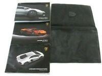 400012103 Broschüren Nutzung und Haltung LAMBORGHINI Aventador Coupe LP 700-4
