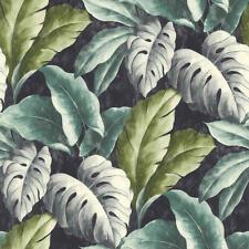EUR 3,37/qm / GranDeco Vliestapete / Grandeco BA 2404 Botanical Tapete Blätter