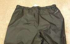 Redhead Black light weight packable pants with Teflon Size 3XL
