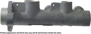 Brake Master Cylinder Cardone 10-3247 Reman