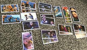 26 x Panini Disney Frozen stickers From 2013