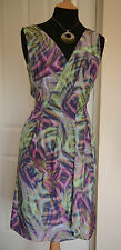 Fenn Wright Manson Millie  pure silk party occasion dress size 8 NEW