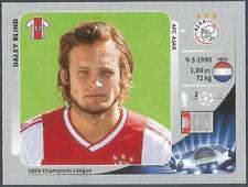 PANINI UEFA CHAMPIONS LEAGUE 2012-13- #268-AJAX-DALEY BLIND