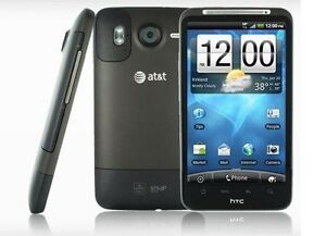 """Mint AT&T HTC Inspire 4G 4.3"""" Touch Screen Phone GPS BT 8MP 720P HD Video WiFi"""