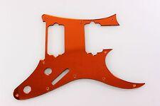 Orange Mirror Pickguard fits Ibanez (tm) RG7620 7 String