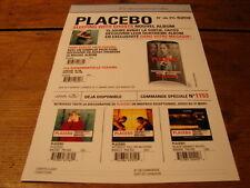 PLACEBO SLEEPING + DISCO!!!!!!!!!!RARE FRENCH PRESS/KIT