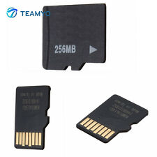 New 256MB Micro SD TF Flash Memory Card For Samsung Galaxy S5 S4 S3 Mini Note4 3