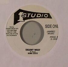 KING STITT - SKAING WEST (STUDIO 1) 1968