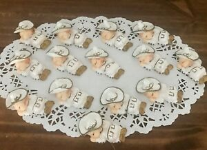 Baby Mexican Style  Cupcake Toppers For Baby Shower Kids Birthday Party Decor