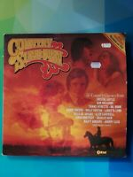 Country Sundown - Various Artists - Vinyl Record Double Lp Album