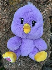 "Build a Bear Small Size 8"" Lavender Spring Chick Plush Toy - New"